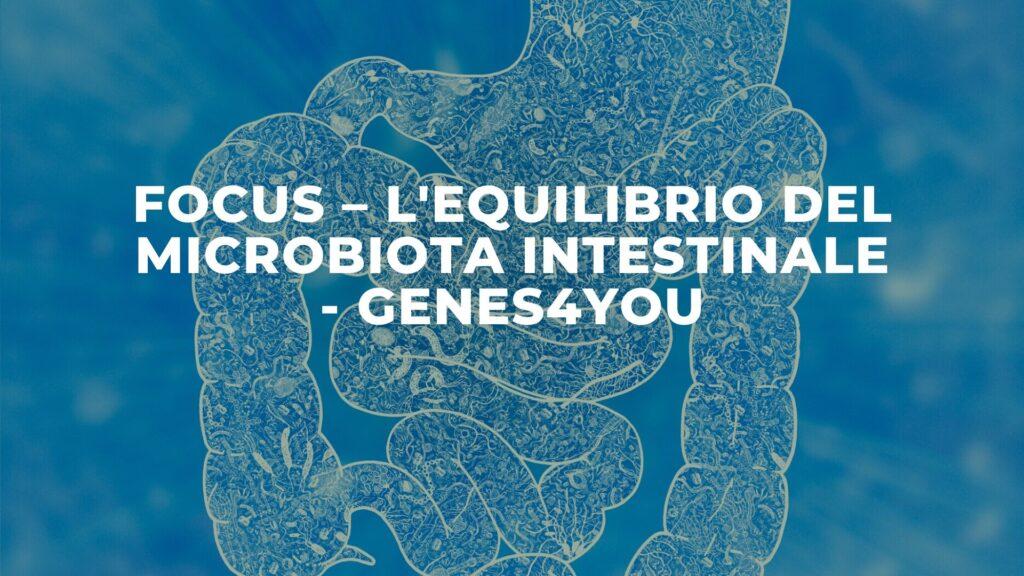Analisi e test scientifici, test microbiota, test covid - Genes4you - Genes4you(1)